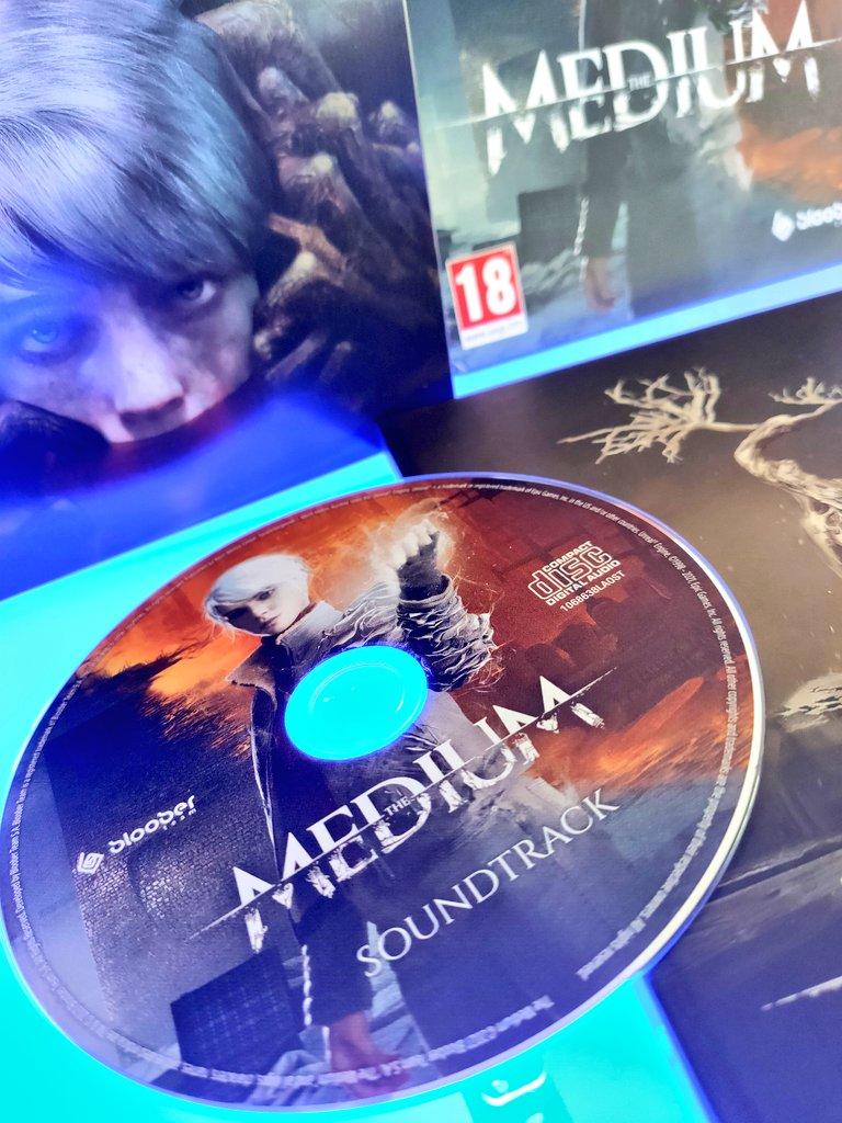 TEST PS5 : The Medium + nos photos de la Two Worlds Special Edition lageekroom