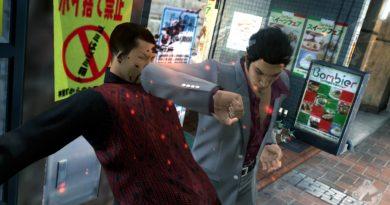 ET LE JEU DE LA SEMAINE EST : le premier opus de Yakuza, sur Playstation 2