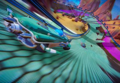 TEST : Trailblazers, le jeu de course coop qui mélange Wipeout et Splatoon !