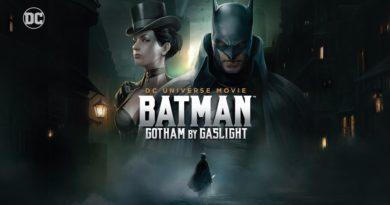 Critique : BATMAN – Gotham By GASLIGHT : le Chevalier Noir traque Jack l'Eventreur