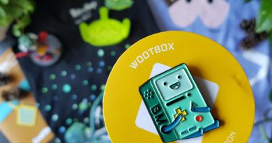 UNBOXING : La Wootbox « Cartoon » de juin 2018
