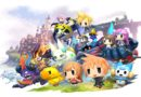 World of Final Fantasy Maxima en version boite sur Switch… En Asie uniquement, mais en français !