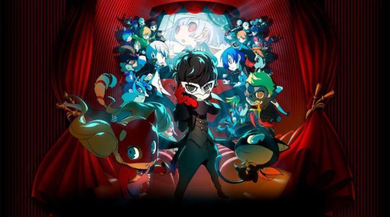 TEST : Persona Q2 : New Cinema Labyrinth sur Nintendo 3DS