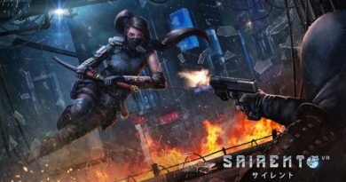 Une édition physique pour Sairento VR par Just For Games sortira le 26 avril 2019
