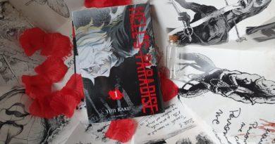 Avis Manga : Hell's Paradise, tome 1 + Unboxing du Press Kit