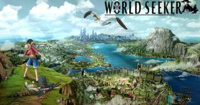 TEST : One Piece World Seeker, Luffy découvre l'open world !