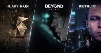 Quantic Dream sur l'Epic Games Store : les dates de sortie sont dévoilées