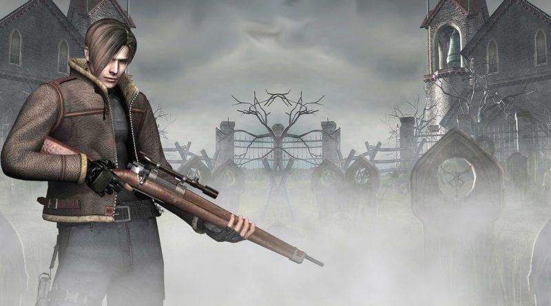 Test Resident Evil Switch