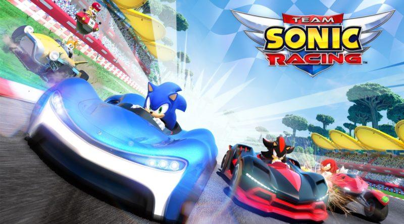 TEST : Team Sonic Racing ps4 blog jeux video gaming lageekroom sega