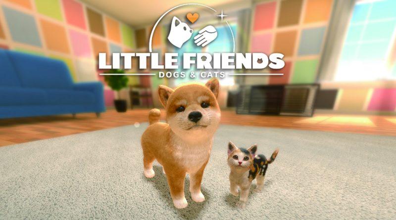 TEST : Little Friends : Dogs & Cats sur Nintendo Switch