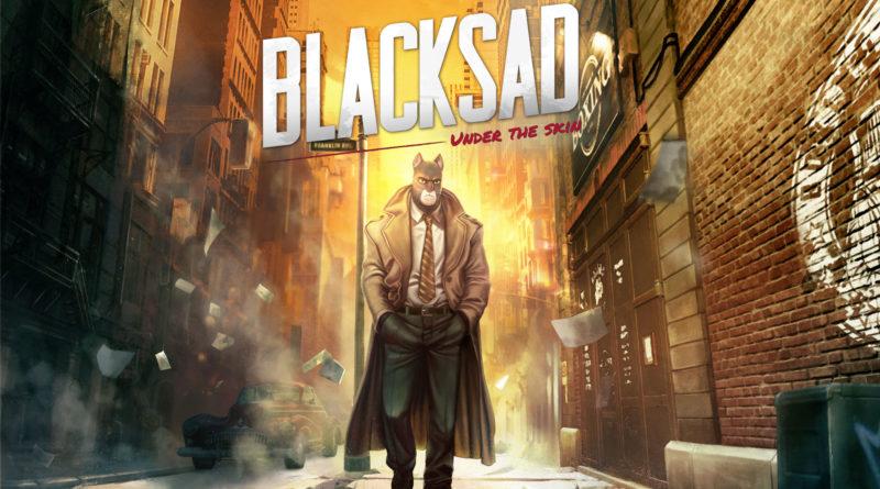 Blacksad : Under the Skin : nouvelle date de sortie et making-of !