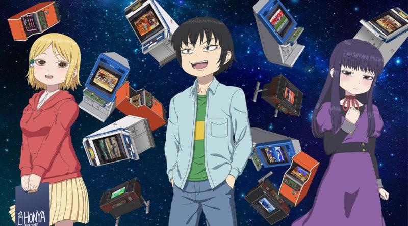 Avis Manga Mana Books : Hi Score Girl - Tome 1 blog manga lageekroom