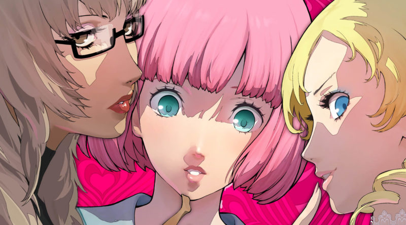 TEST : Catherine : Full Body sur Nintendo Switch blog jeux video gaming lageekroom