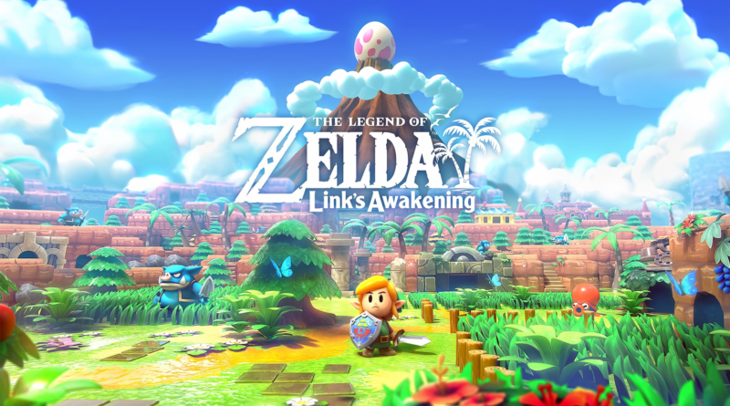 Unboxing : The Legend of Zelda: Link's Awakening, un collector très léger...