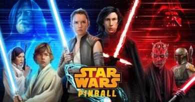TEST : Star Wars Pinball, ça va tilter sur Nintendo Switch !
