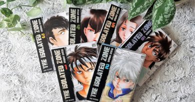 Avis Manga Editions H2T : The Isolated Zone – Tomes 3 et 4