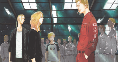 Avis Manga Glénat : Tokyo Revengers – Tome 8