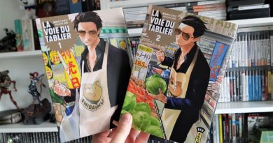 Avis Manga Kana : La Voie du Tablier – Tome 2