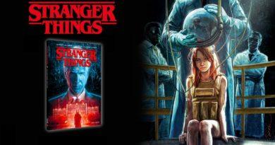 Avis BD Mana Books : Stranger Things : Six