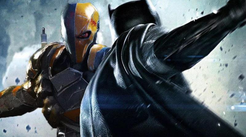 Avis Urban Comics : Batman vs Deathstroke blog jeux video lageekroom
