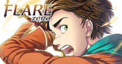 Avis Manga Editions H2T : Flare Zero – Tomes 1 et 2 (série terminée)