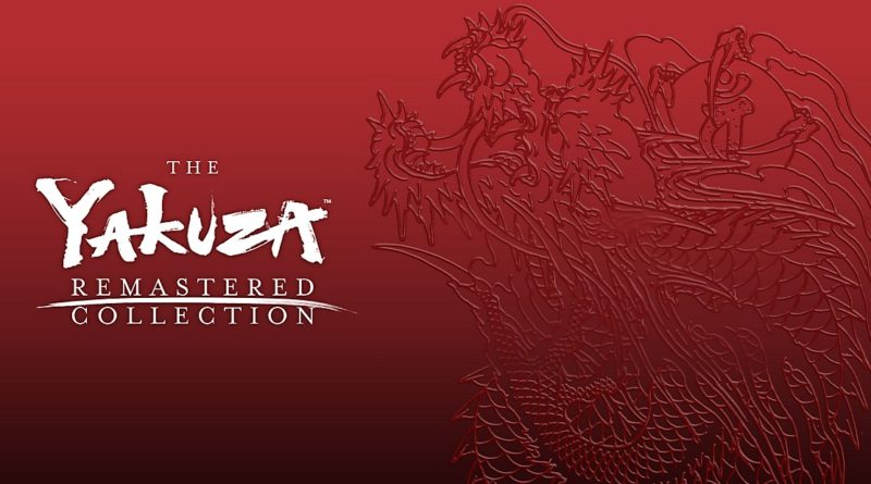 TEST : The Yakuza Remastered Collection blog jeux video lageekroom SEGA
