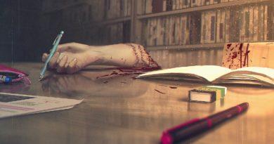 TEST : Death Mark, un visual novel horrifique surprenant