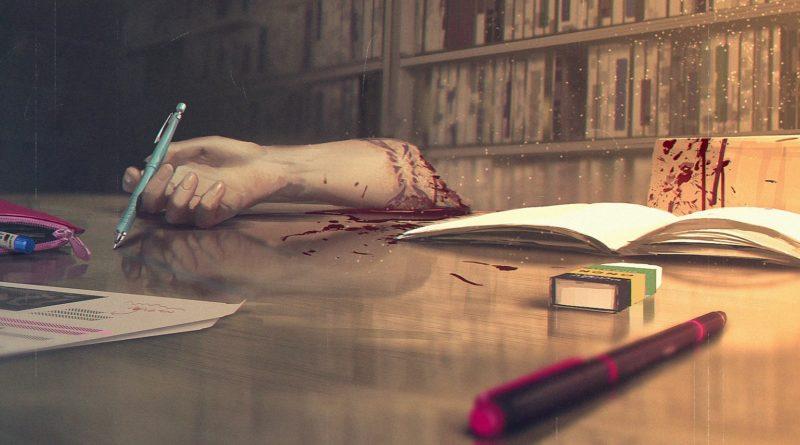 TEST : Death Mark, un visual novel horrifique surprenant lageekroom
