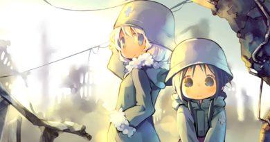Avis Omaké Manga : Girls' Last Tour – Tome 3