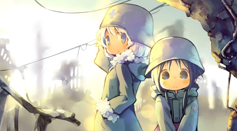 Avis Omaké Manga : Girls' Last Tour - Tome 1 blog manga lageekroom