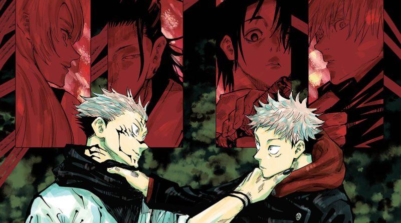 Avis Manga Ki-oon : Jujutsu Kaisen - Tomes 1 et 2 blog manga lageekroom