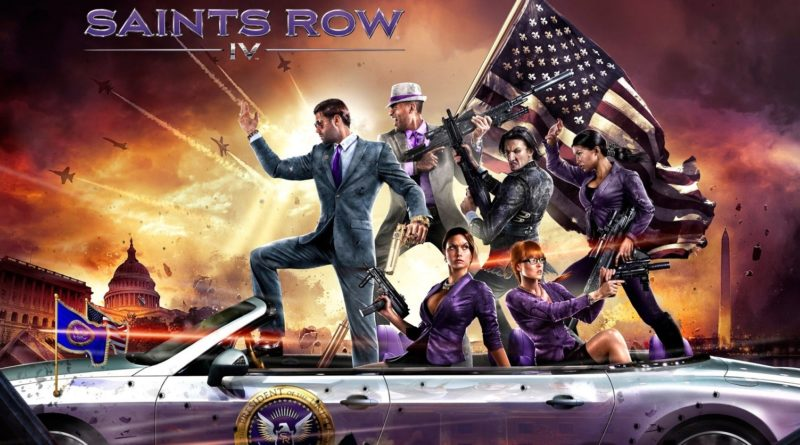 TEST : Saints Row IV Re-Elected blog jeux video lageekroom