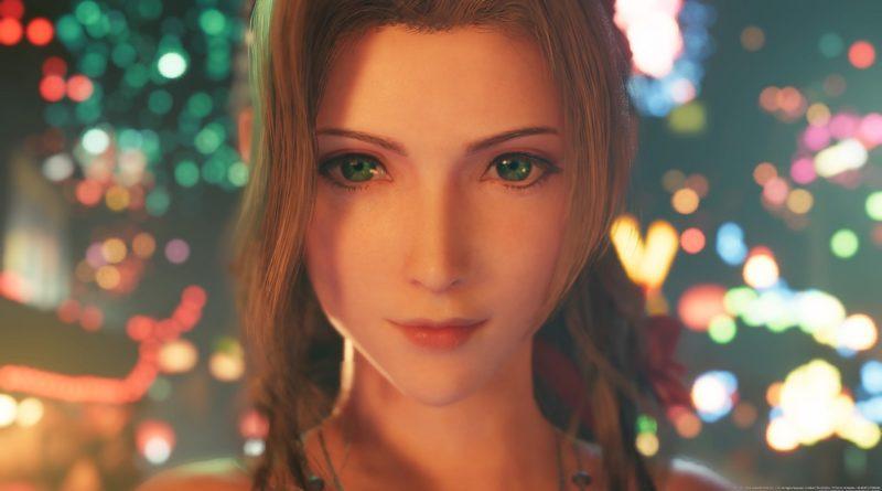 test Final Fantasy 7 VII Remake blog jeux video gaming lageekroom