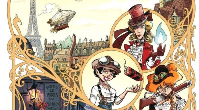 Avis BD Editions Drakoo :  Les Artilleuses – Tomes 1 et 2