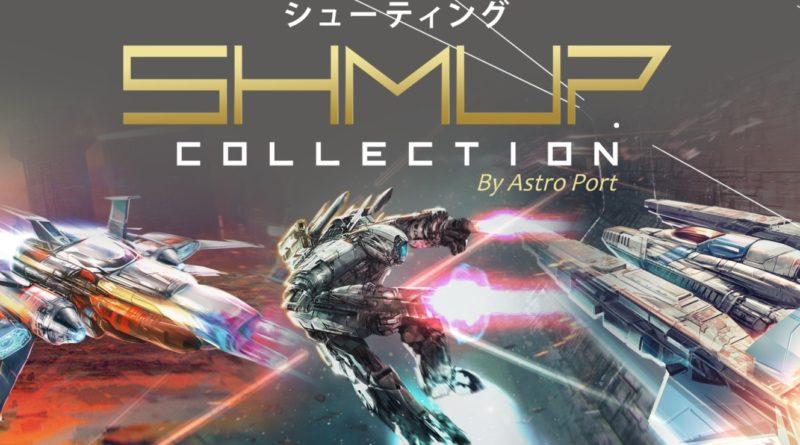 TEST : Shmup Collection, la compilation qui shoote la Nintendo Switch