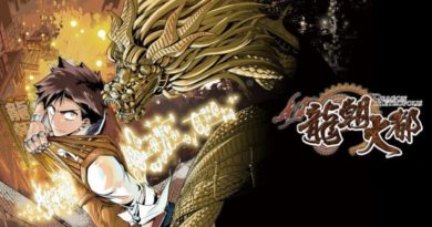 Avis Manga Chatto Chatto : Dragon Metropolis – Tome 1