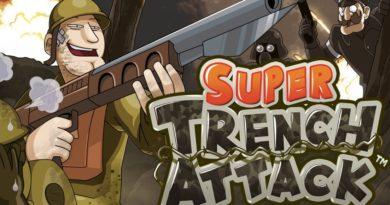 TEST : Super Trench Attack canarde la Nintendo Switch