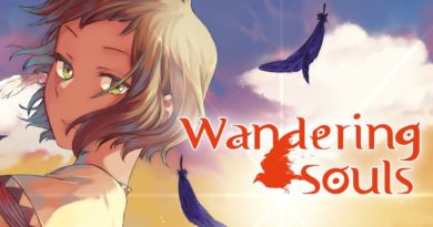 Avis Manga Editions H2T : Wandering Souls – Tome 1