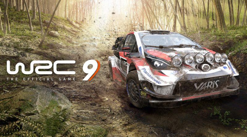 WRC 9 : Trailer de gameplay, Edition Deluxe et bonus de précommande exclusif