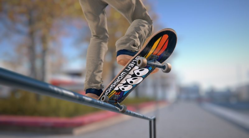 test skater XL blog jeux video gaming lageekroom