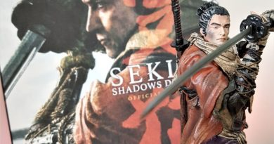 Avis : Sekiro: Shadows Die Twice – Official Artworks chez Mana Books
