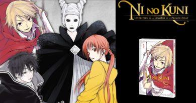 Avis Manga : Ni No Kuni – L'héritier de la Lumière et le Prince Chat – Tome 1