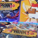 Unboxing : Prinny 1 & 2: Exploded and Reloaded : nos photos de la Just Desserts Edition