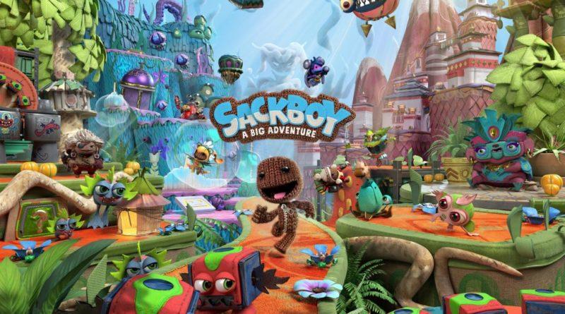 TEST PlayStation 5 : Sackboy : A Big Adventure