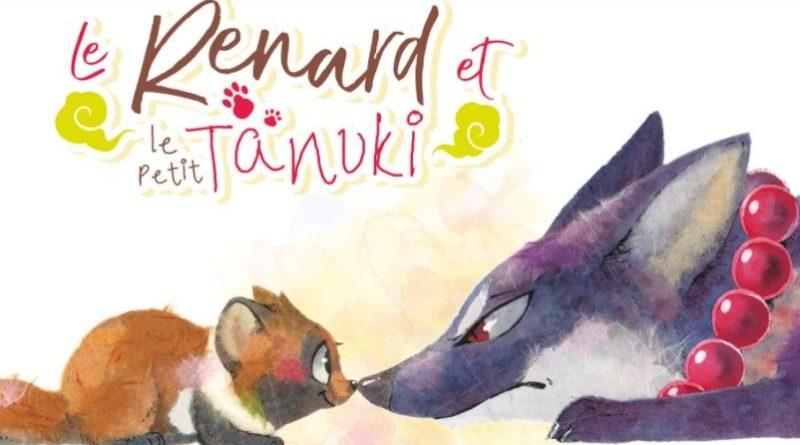 Avis Manga Ki-oon : Le Renard et le Petit Tanuki – Tome 1