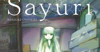 Avis Omaké Manga : Sayuri (one-shot) de Rensuke Oshikiri