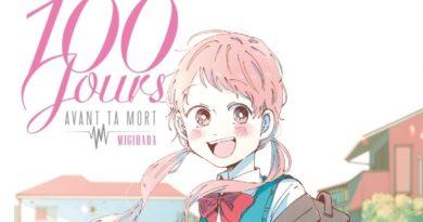 Avis Manga Glénat : 100 jours avant ta mort – Tome 3