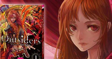 Avis Manga Ki-oon : Outsiders – Tome 1