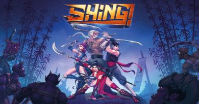 TEST : Shing!, réveillez le ninja qui est en vous !