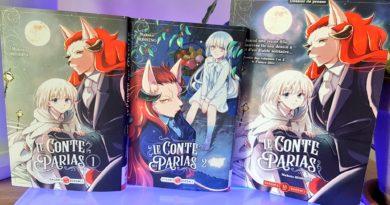 Avis Manga Doki-Doki : Le conte des Parias – Tome 3